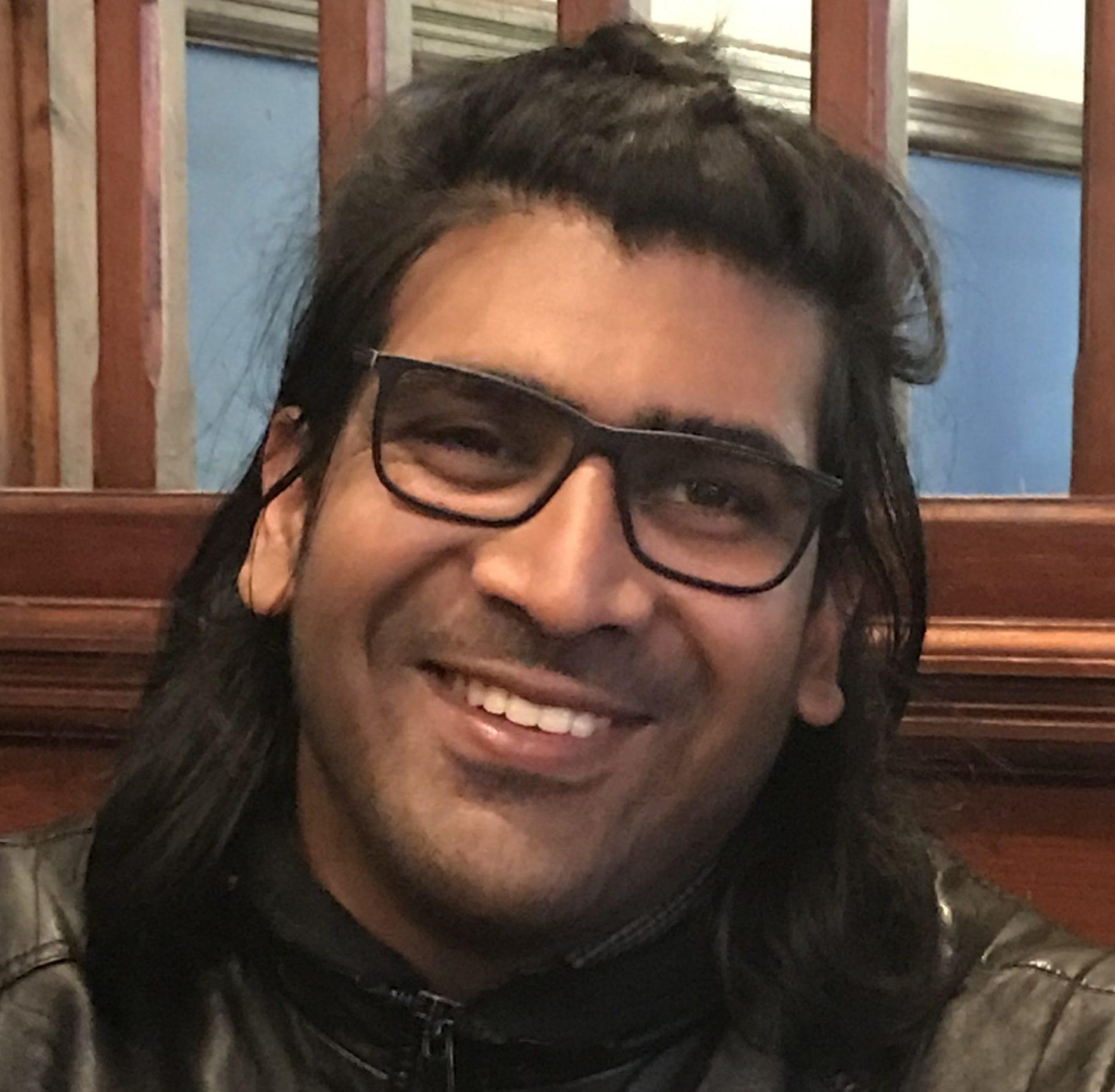 Musa Smiling